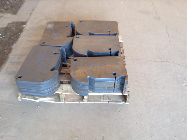 Challenger Track weight kit