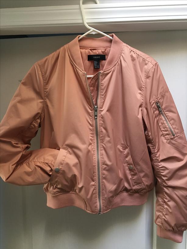 Forever 21 large spring jacket