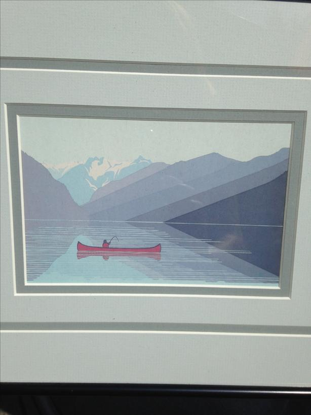 Roy Henry Vickers framed print
