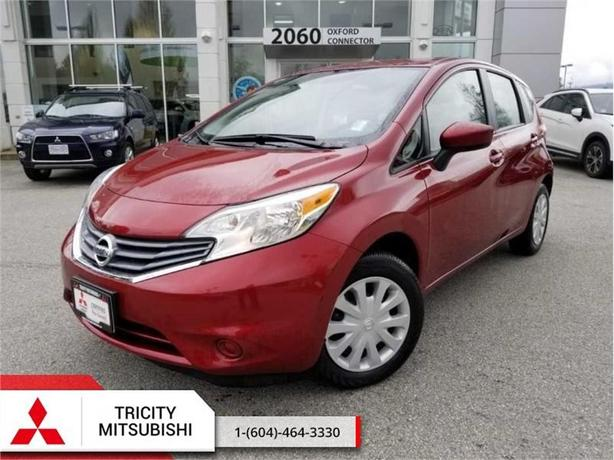 2016 Nissan Versa Note 1.6 S  - Bluetooth