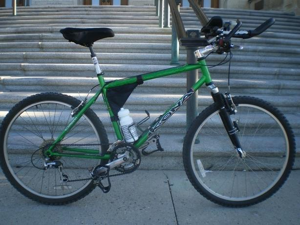 "1999 Kona Hahanna 19"" Bike Bicycle"