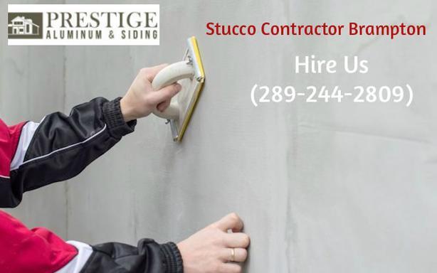 Professional Stucco Contractors Brampton