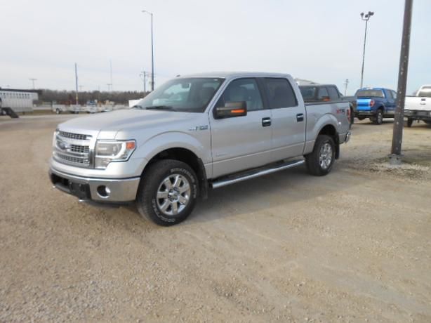 2014 Ford F-150 XLT XTR SuperCrew 5X379A