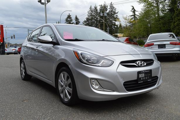 2013 Hyundai Accent 5dr HB - Manual