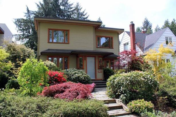 Well Located Furnished Garden Suite for Rent - Dunbar Area #315
