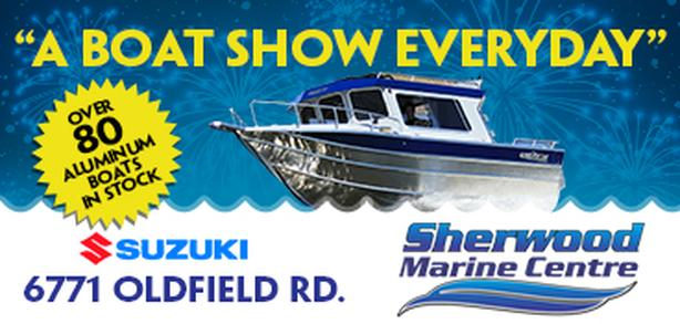 A BOAT SHOW EVERYDAY!