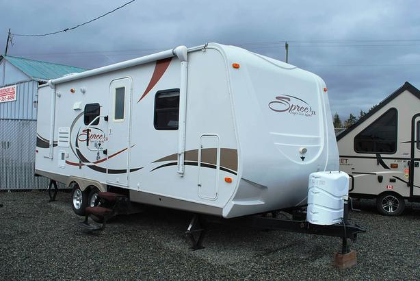 2011 KZ Spree 240RBS travel trailer