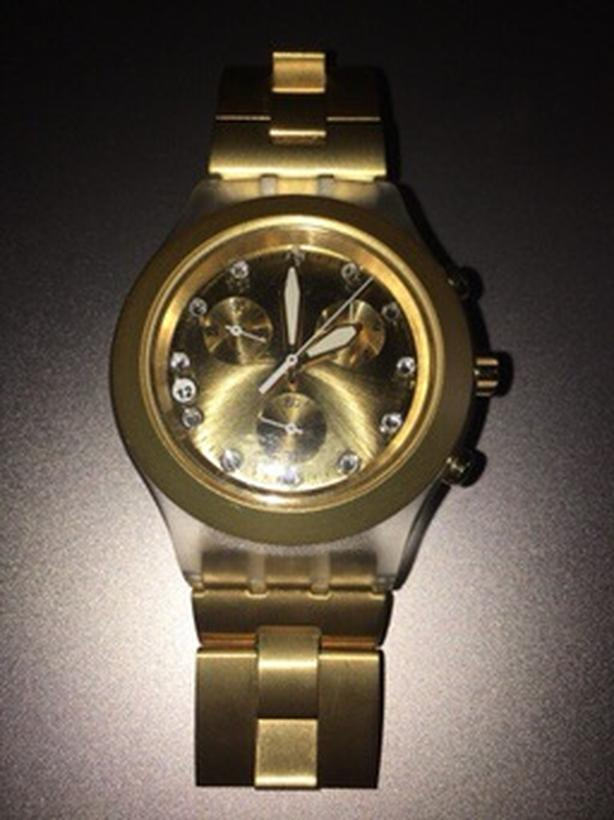 Swatch watch for her