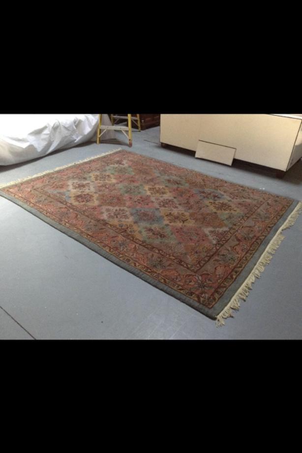 Carpet that is 7 feet by 9 feet