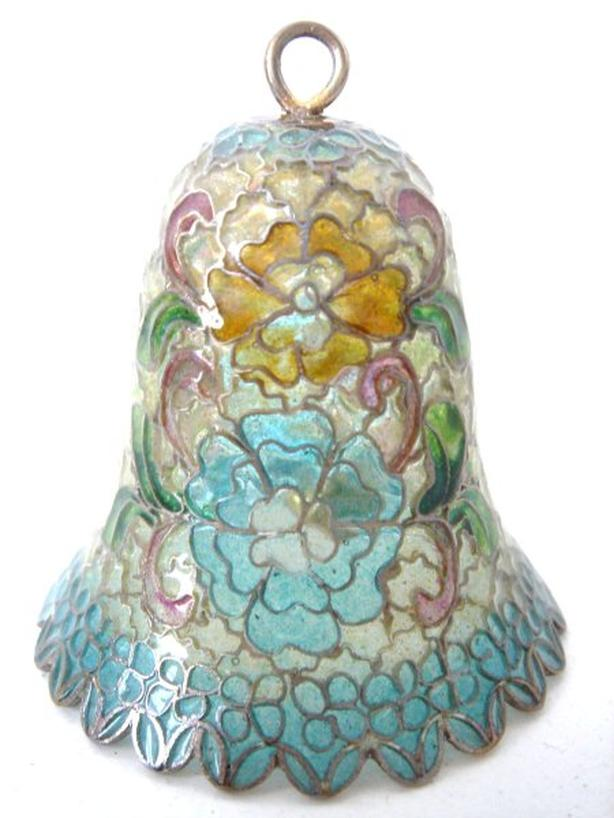 Stained Glass Bell
