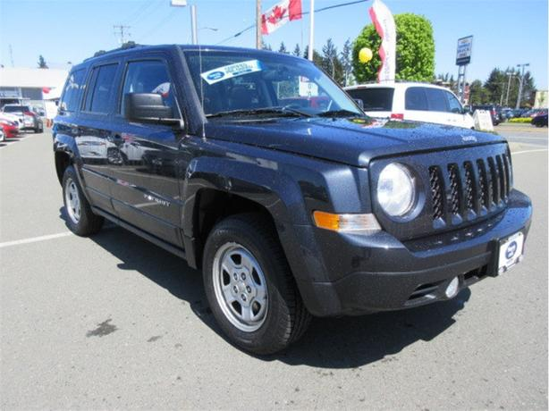 2014 Jeep Patriot North Edition 4x4 Heated Seats