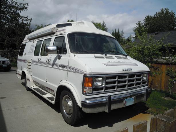 $5,200 · 1993 Dodge Ram 350 Camper Van