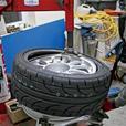 "Set 215/70R14""Tires"