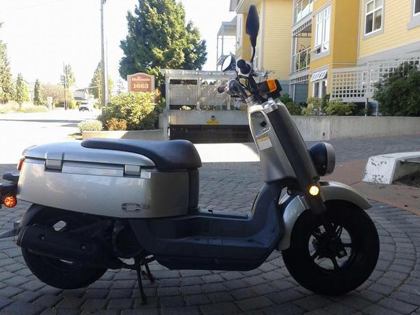 Yamaha C3 50cc Scooter Saanich, Victoria