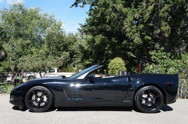 Callaway Corvette Convertible