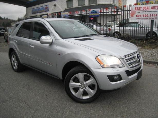 2009 Mercedes-Benz ML320 CDI