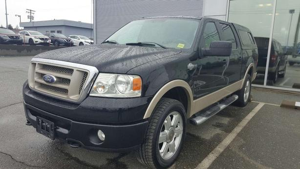 2008 Ford F-150 KING RANCH! Gorgeous leather interior! Great shape truck!