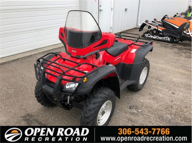 2006 Honda® FourTrax Foreman® Rubicon GPScape