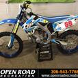 2014 TM Racing 250MX