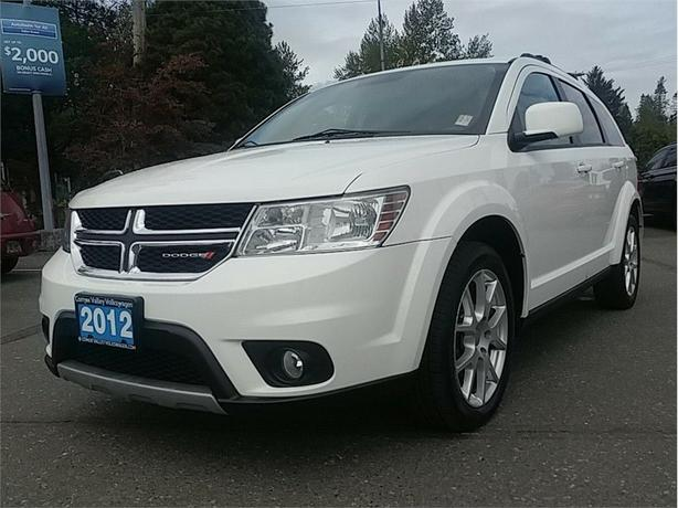 2012 Dodge Journey SXT FWD BLOW OUT PRICE !