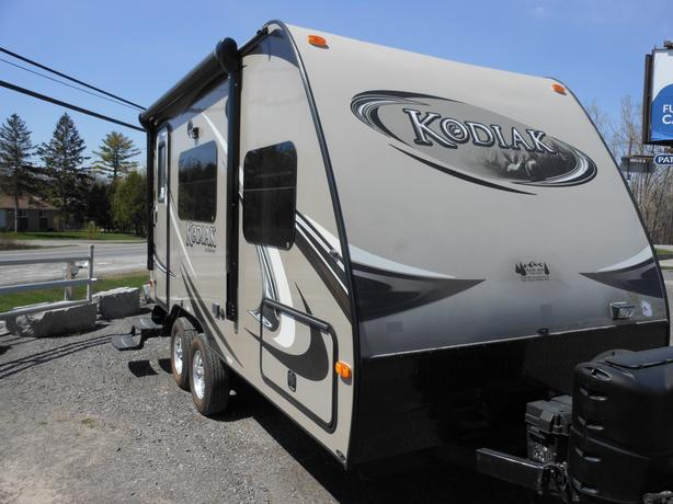 2013 Dutchmen Kodiak 187QB Travel Trailer