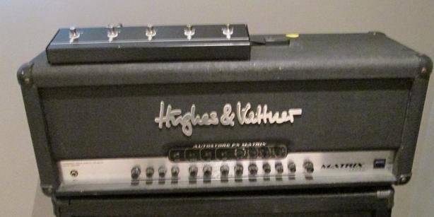 Hughes and Kettner 100 watt head