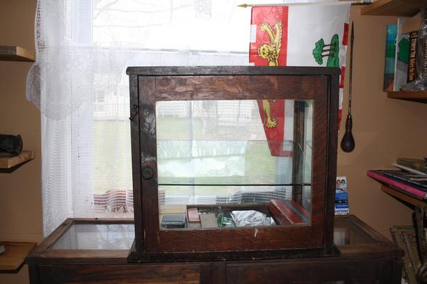 Antique Showcase