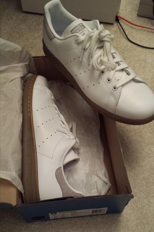 newest collection 6af22 801f5  Log In needed $60 · Adidas Stan Smith Gum Sole