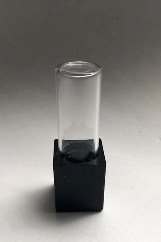 3ml miniature glass vials for oils, salt, spices, fragrance, perfume etc