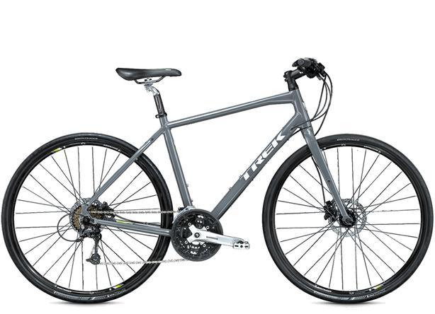 "Brand New Bike -  For Sale  Trek 7.4 Disc 20"" Paramount Grey/Volt Green"