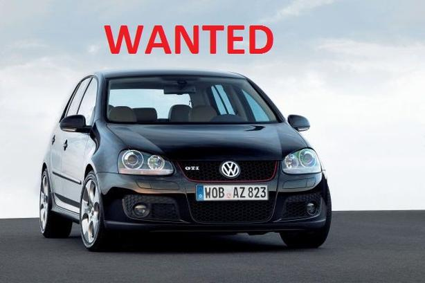 WANTED: WANTED:  2008-2012 VW Golf GTI
