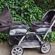 Twin Duette Stroller by PegPerego
