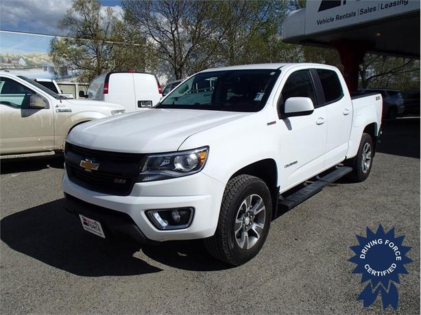 2017 Chevrolet Colorado 4WD Z71