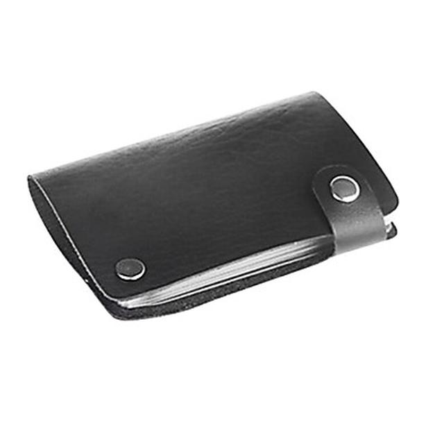 Credit Card Organizer Holder - Black