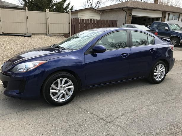 2012 Mazda 3 GS Sky Remote Start, New Battery And Tires