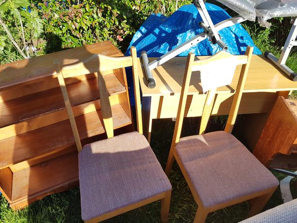 FREE: (Dinning Chairs/ Chairs)