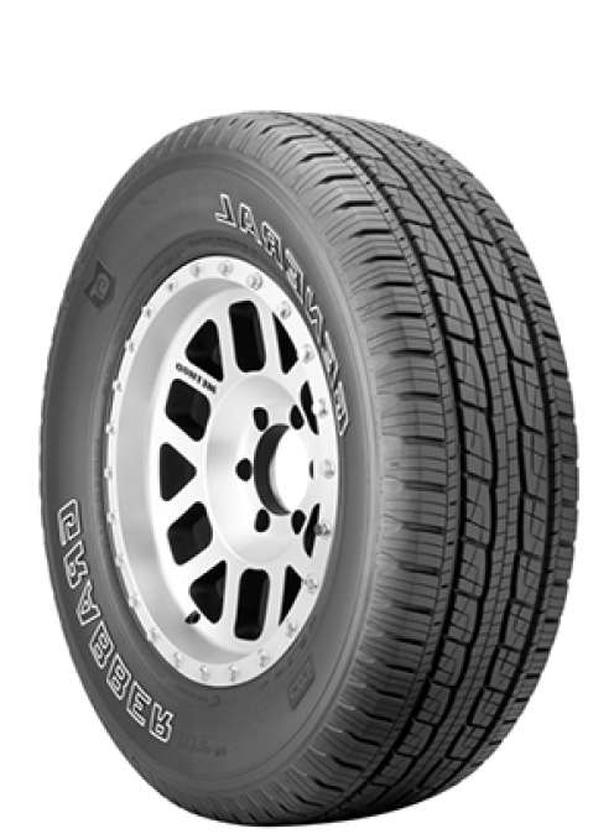 245-70-17 GENERAL TIRE GRABBER PREMIUM SUV TRUCK TIRES