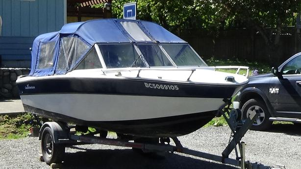 1984 / 19FT Canaventure Runabout