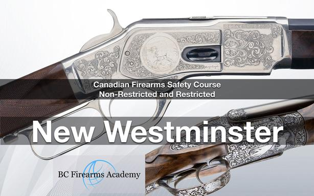PAL COURSE CANADIAN FIREARMS & RESTRICTED SAFETY COURSE JIBC DEC 1/2
