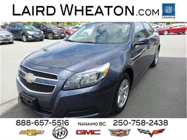 2013 Chevrolet Malibu LS No Accidents