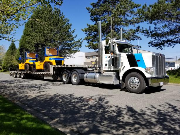 Hot Shot Trucking AB, Rush Shipping AB, Expedited Shipping AB
