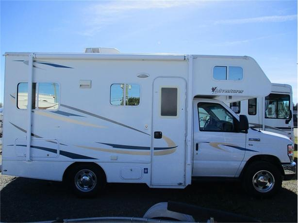 2011 Ford Adventure Motorhome -