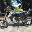 2005 TM 530cc Black Dream Supermoto