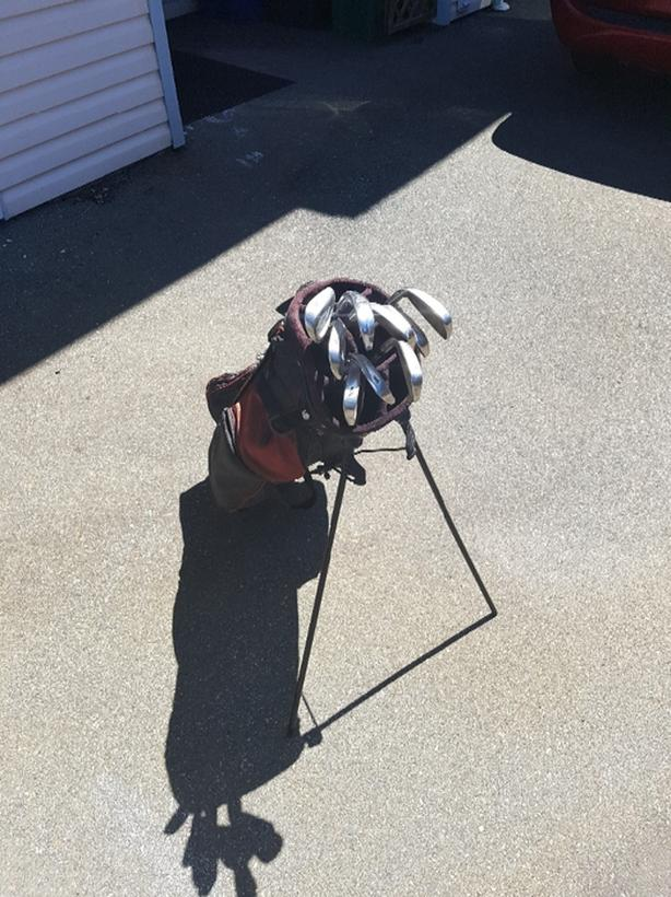 4bf1548efe6 Ben Hogan Irons and Golf Bag Central Nanaimo, Nanaimo