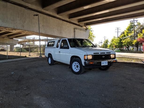 1991 Nissan D21 Hardbody
