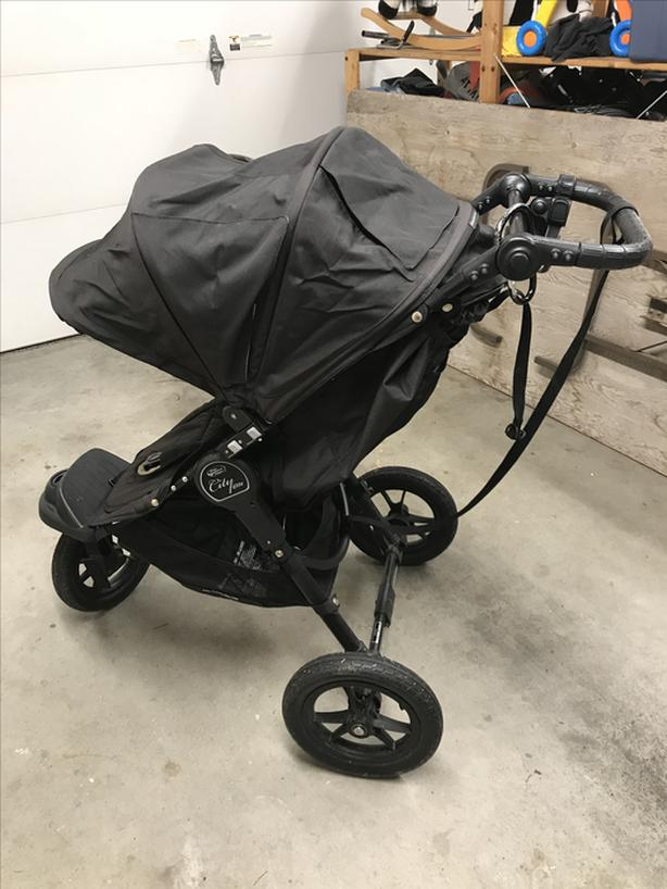 Baby Jogger City Elite All Terrain stroller