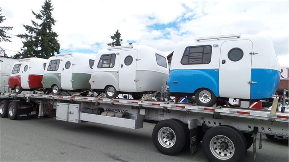 2018 Happier Camper HC1 Outside Metro Vancouver, Vancouver