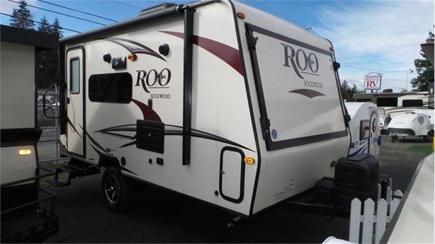 2017 Forest River Rockwood Roo 17 -