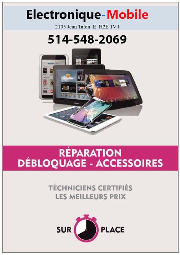 reparation RÉPARE CELLULAIRE.IPHONE /5C/5S/6/6+/7 IPAD samsung SPECIAL!