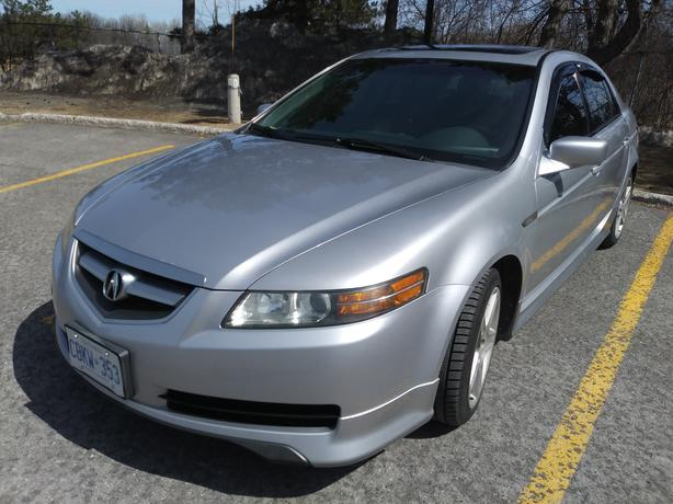 2005 Acura TL Sedan with Safety
